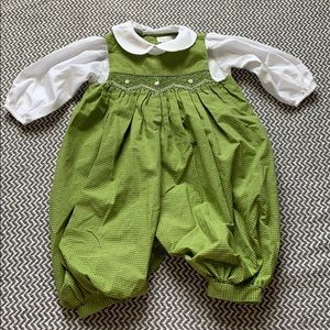 Petit Pomme Outfit 3mo
